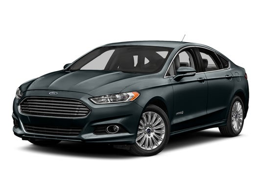 2016 Ford Fusion Se Hybrid In San Antonio Tx Red Mccombs