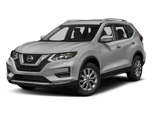2017 Nissan Rogue S In San Antonio Tx Red Mccombs Ford