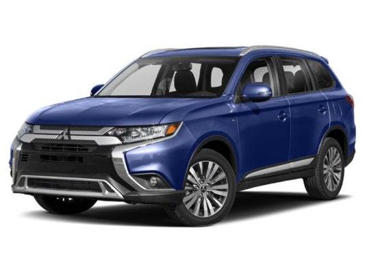 Mitsubishi San Antonio >> 2019 Mitsubishi Outlander Se
