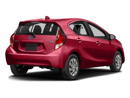 2016 Toyota Prius C Three In San Antonio Tx Red Mccombs Ford