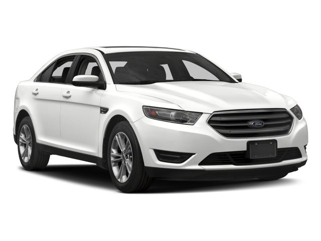 2017 Ford Taurus Limited In San Antonio Tx Red Mccombs