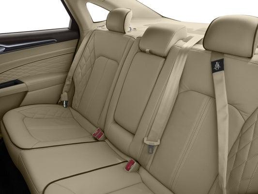 2017 Ford Fusion Energi Platinum In San Antonio Tx Red Mccombs