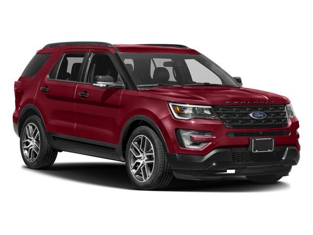 2017 Ford Explorer Sport San Antonio Tx Boerne New Braunfels