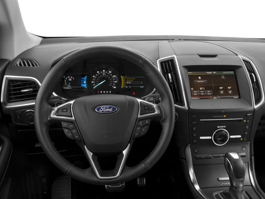 2017 Ford Edge Sport In San Antonio Tx Red Mccombs