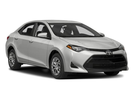 2017 Toyota Corolla Le In San Antonio Tx Red Mccombs Ford
