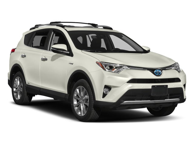 2017 Toyota Rav4 Hybrid Limited Awd In San Antonio Tx Red Mccombs Ford