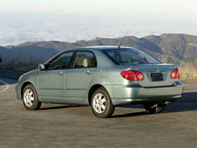 2008 Toyota Corolla LE In San Antonio, TX   Red McCombs Ford