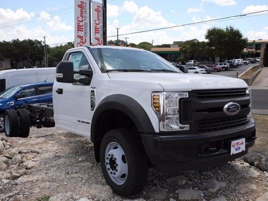 2019 Ford Super Duty F 550 Drw F 550 Xl San Antonio Tx Boerne New Braunfels Helotes Texas 1fduf5gt6keg85457