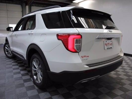 Ford Dealer San Antonio >> 2020 Ford Explorer XLT San Antonio TX | Boerne New ...