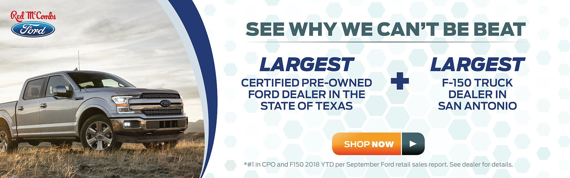 Red Mccombs Ford San Antonio S Ford Dealership